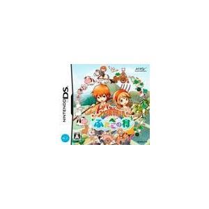 牧場物語 ふたごの村 DS ソフト NTR-P-BKUJ / 中古 ゲーム|dorama