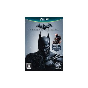 バットマン アーカムビギンズ WiiU ソフト WUP-P-AZEJ / 中古 ゲーム dorama