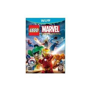 LEGO マーベル スーパー・ヒーローズ ザ・ゲーム WiiU ソフト WUP-P-ALMJ / 中古 ゲーム dorama