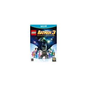 LEGO バットマン3 ザ ゲーム ゴッサムから宇宙へ WiiU ソフト WUP-P-BTMJ / 中古 ゲーム dorama