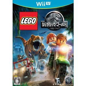 LEGO ジュラシックワールド WiiU ソフト WUP-P-ALJJ / 中古 ゲーム dorama