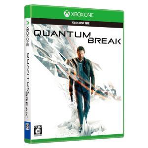 Quantum Break (クアンタムブレイク) XBox One ソフト U5T-00009 / 中古 ゲーム|dorama
