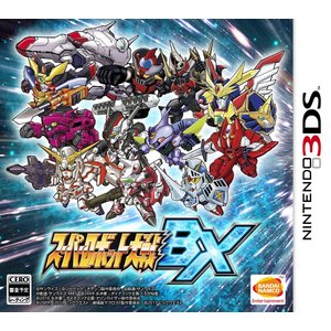 スーパーロボット大戦BX 3DS / 中古 ゲーム|dorama