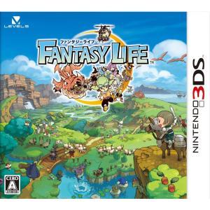 ファンタジーライフ 〔 3DS ソフト 〕《 中古 ゲーム 》