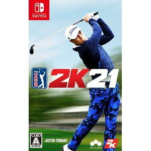 ゴルフ PGAツアー 2K21 スイッチ / 中古 ゲーム|dorama