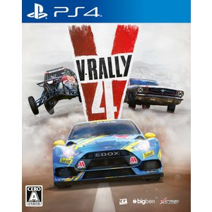 V-Rally 4 PS4  / 中古 ゲーム|dorama