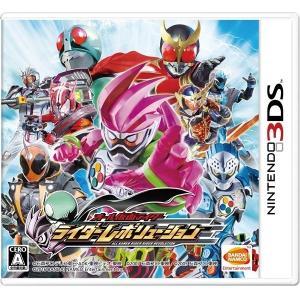 オール仮面ライダー ライダーレボリューション 3DS ソフト CTR-P-ARUJ / 中古 ゲーム|dorama