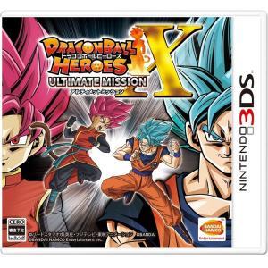 ドラゴンボールヒーローズ アルティメットミッションX 3DS ソフト / 中古 ゲーム|dorama