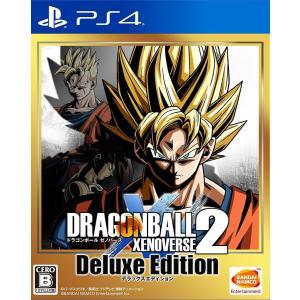 ドラゴンボール ゼノバース2 デラックスエディション PS4 ソフト ?PLJS-36039 / 中古 ゲーム|dorama