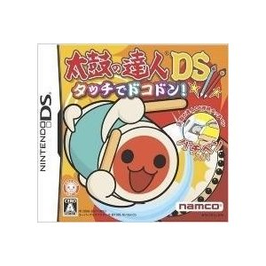 太鼓の達人DS(アップデート版) 〔 DS ソフト 〕《 中古 ゲーム 》