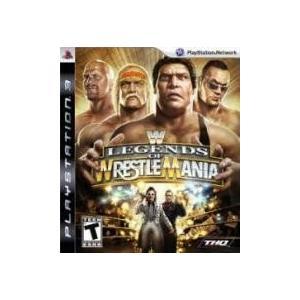 ■タイトル:WWEレジェンズ・オブ・レッスルマニア ■ヨミ:ダブルダブルイーレジェンズオブレッスルマ...