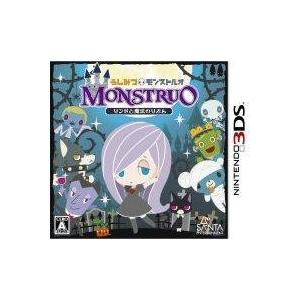 うしみつモンストルオ リンゼと魔法のリズム 3DS ソフト ...