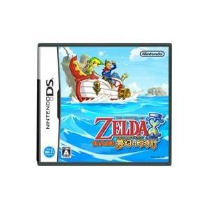 ゼルダの伝説 夢幻の砂時計 DS ソフト NTR-P-AZEJ / 中古 ゲーム|dorama