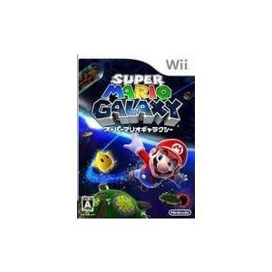 スーパーマリオギャラクシー Wii ソフト RVL-P-RMGJ / 中古 ゲーム|dorama