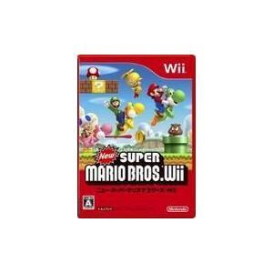 New スーパーマリオブラザーズ Wii ソフト RVL-P-SMNJ / 中古 ゲーム|dorama