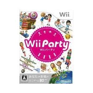 Wii Party ウィーパーティー ソフト単品 Wii ソフト RVL-P-SUPJ / 中古 ゲーム|dorama