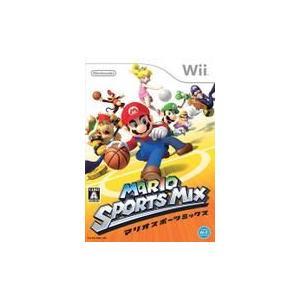 マリオスポーツミックス Wii ソフト RVL-P-RMKJ / 中古 ゲーム|dorama