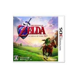 ゼルダの伝説 時のオカリナ 3D 3DS ソフト CTR-P-AQEJ / 中古 ゲーム|dorama