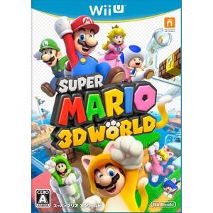 スーパーマリオ3Dワールド WiiU / 中古 ゲーム