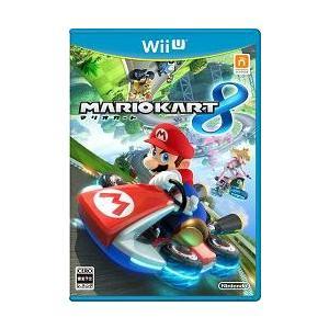 マリオカート8 〔 WiiU ソフト 〕《 中古 ゲーム 》