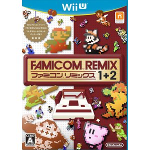 ファミコン リミックス 1+2 WiiU ソフト WUP-P-AFDJ / 中古 ゲーム dorama