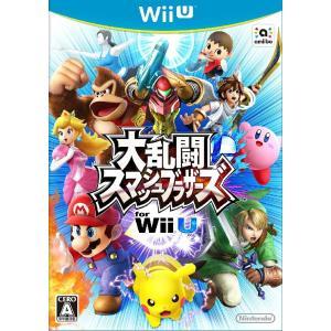 大乱闘スマッシュブラザーズ for Wii U WiiU ソフト WUP-P-AXFJ / 中古 ゲーム dorama
