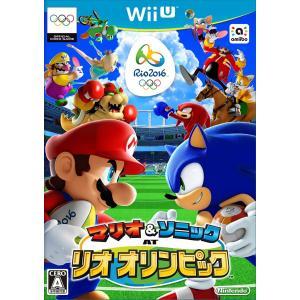 マリオ&ソニック AT リオオリンピック WiiU / 中古 ゲーム|dorama