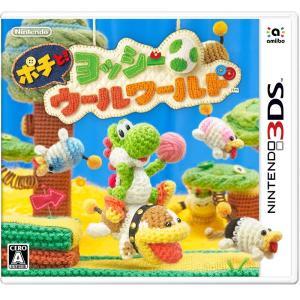 ポチと ヨッシー ウールワールド 通常版 3DS ソフト CTR-P-AJNJ / 中古 ゲーム dorama