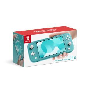 ニンテンドースイッチライト ターコイズ Nintendo Switch Lite 本体 / 中古 ゲーム|dorama