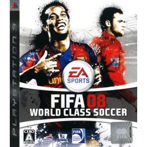 FIFA 08 ワールドクラスサッカー PS3 / 中古 ゲーム dorama