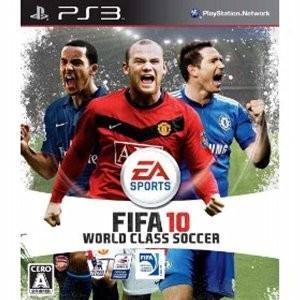 FIFA 10 ワールドクラスサッカー PS3 / 中古 ゲーム dorama