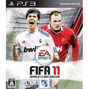 FIFA 11 ワールドクラスサッカー PS3 / 中古 ゲーム dorama