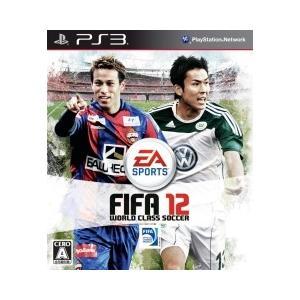 FIFA 12 ワールドクラスサッカー PS3 / 中古 ゲーム dorama