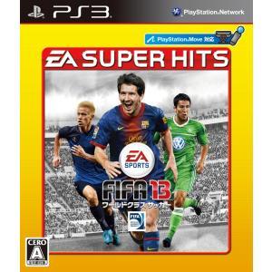 EA SUPER HITS FIFA 13 ワールドクラス サッカー PS3 / 中古 ゲーム dorama