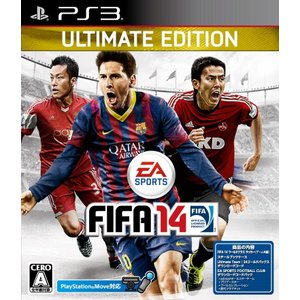 FIFA 14 ワールドクラスサッカー Ultimate Edition PS3 PS3 / 中古 ゲーム dorama