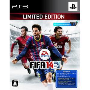 FIFA 14 ワールドクラスサッカー Limited Edition PS3 / 中古 ゲーム dorama