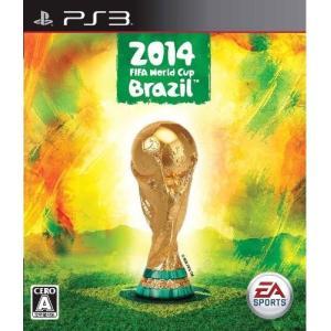 2014 FIFA ワールドカップ ブラジル PS3 / 中古 ゲーム dorama