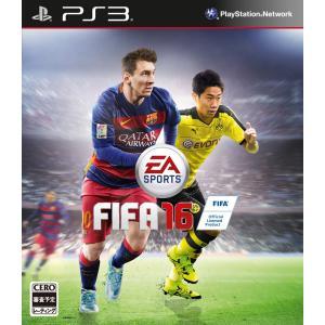 FIFA 16 通常版 PS3 / 中古 ゲーム dorama