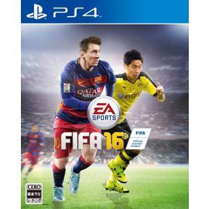 FIFA16 通常版 PS4 / 中古 ゲーム|dorama