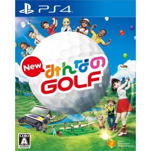 New みんなのゴルフ PS4 / 中古 ゲーム
