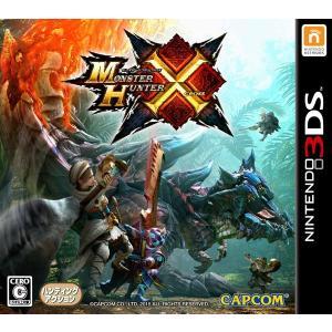 モンスターハンタークロス 3DS ソフト CTR-P-BXX...