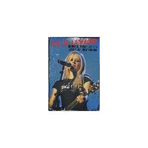 中古DVD/アヴリル・ラヴィーン/ボーンズ・ツアー2005 ...