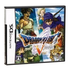 ドラゴンクエスト5 天空の花嫁 DS ソフト NTR-P-YV5J / 中古 ゲーム|dorama