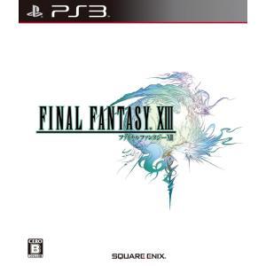 ファイナルファンタジー13 PS3 / 中古 ゲーム|dorama