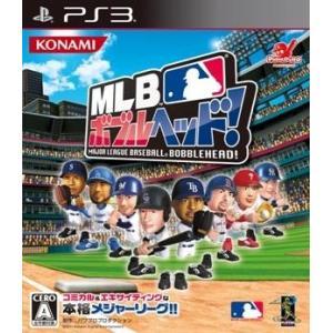 MLB ボブルヘッド PS3 / 中古 ゲーム dorama