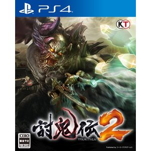 討鬼伝2 通常版 PS4 / 中古 ゲーム