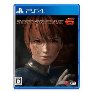 デッドオアアライブ6 DEAD OR ALIVE 6 PS4 / 中古 ゲーム|dorama