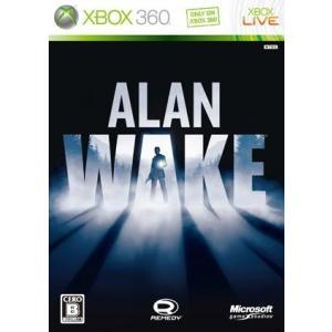 アランウェイク 通常版 XBox360 ソフト 73H-00005 / 中古 ゲーム|dorama