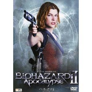 新品/DVD/バイオハザードII アポカリプス ミラ・ジョヴォヴィッチ|dorama