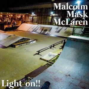 新品/CD/Light on!! Malcolm Mask McLaren dorama